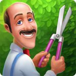 Gardenscapes iOS, Android App