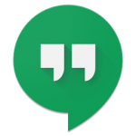 Hangouts iOS, Android App